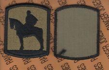 Us Army 116th Infantry Brigade Ocp Scorpion Hook-n-Loop patch m/e