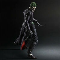"10"" Batman: Arkham Origins The Joker Toy Boxed Figure Play Arts Kai Collection"
