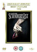 Schindler's List - Special Edition [DVD] (1993), Very Good DVD, Liam Neeson, Ben