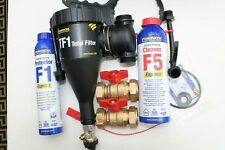 FERNOX INSTALLER Pack tf1 FILTRO 28mm incl. PROTECTOR f1 + CLEANER f5 Express