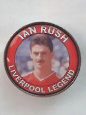 Ian Rush Liverpool Legend Badge