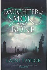 Daughter of Smoke and Bone by Laini Taylor - New Paperback book