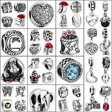 2018 New Brand Jewelry Charms For Sterling Bead 925 Silver Bracelet Necklace Diy