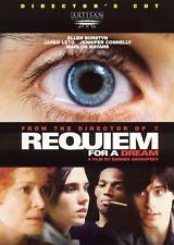 Requiem for a Dream (Dvd, 2001, Director's Cut) New