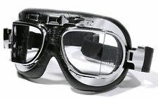 Motorrad Brille Motorradschutzbrille Classic Goggle Antifog UV400