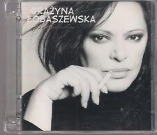 GRAZYNA LOBASZEWSKA - PRZEPLYWAMY 2012 CD TOP RARE OOP SOLD OUT