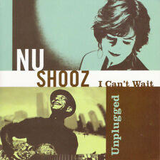I Can't Wait Unplugged by Nu Shooz (CD, 2006, Nu Shooz Music) RARE OOP
