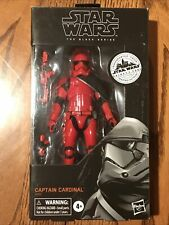 Star Wars The Black Series Captain Cardinal Trading Outpost by Hasbro