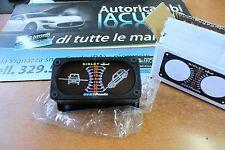 INCLINOMETRO TREKKING PER FIAT PANDA 4x4 OLD 141 FINO AL 2003 LOGO SISLEY