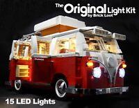 LED Lighting kit for LEGO ® 10220 VW Camper - SHIPS FROM USA