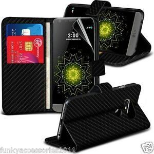 Leather Executive Quality Book Wallet Phone Case✔SP for LG K4 (2017)