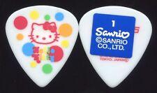 HELLO KITTY Authentic Sanrio Guitar Pick!!! trademark #1