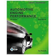 Todays Technician Automotive Engine Performance ASE/Shop Manual 6th Edition 2899