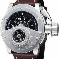 XXL-RETROWERK GERMAN DIVER Automatic SWISS ETA2824 Compass R-012