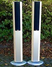 Teufel Concept R Ahorn Holz Lautsprecher Standlautsprecher Säulen Boxen * SELTEN