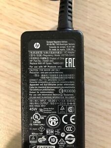 Genuine HP 45W Power Supply HSTNN-DA40 19.5V