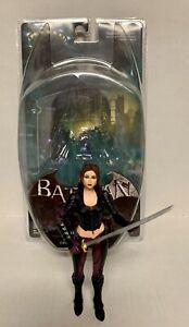 Batman Arkham City Talia Al Ghul DC Collectibles Direct Series 4 Figure Damian