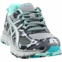 ASICS GEL-Scram 3  Casual Running Stability Shoes Grey Womens - Size 6 B