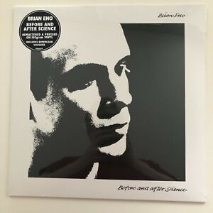 Brian Eno - Before And After Science (Remastered) LP 180g Vinyl Record [NEW]