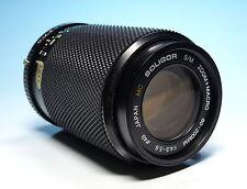Soligor MC Zoom Macro 80-200/4-5.6  für Pentax K Objektiv lens objectif - 81885
