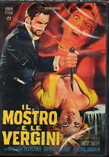 Il mostro e le vergini - dvd - nuovo