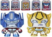 Transformers Mighty Muggs Ages 6+ Toy Optimus Prime Bumblebee Megatron Robot Car