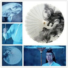 The Untamed The Founder of Diabolism Yibo Cosplay Props Chinese Oil Umbrella