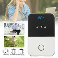 Portable 4G LTE Router Wireless Mobile Broadband WiFi Unlocked MiFi Hotspot UK