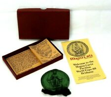 World Expo 88 Brisbane Magna Carta Medallion Boxed Memorabilia Icon of Liberty