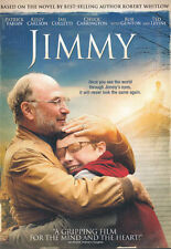 NEW Sealed Christian Inspirational WS DVD! JIMMY (by Robert Whitlow)(Bob Gunton)