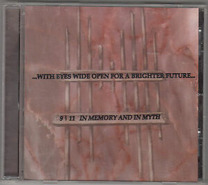 WITH EYES WIDE OPEN FOR A BRIGHTER FUTURE - various artists CD