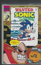 Sonic The Hedgehog # 2 Nm- Never Been Read Comic Book