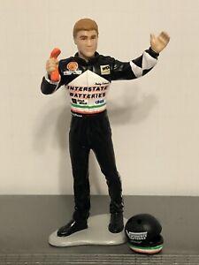 1997 Starting lineup Bobby Labonte figure NASCAR Racing toy IROC Triple Threat