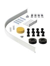 Shower Tray Panel Riser Pack For Quadrant Trays WDJ MX