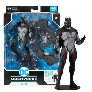 """McFarlane Toys - DC Multiverse Action Figure 7"""" - Last Knight on Earth - Omega"""