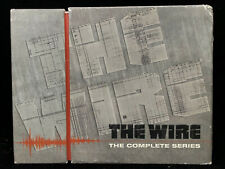 THE WIRE HBO DVD BOX SET Seasons 1 - 5 COMPLETE 23 Disc Crime Drama TV Series