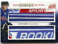 12/13 PANINI PRIME ROOKIE RC SHOWCASE DUAL PATCH SCOTT GLENNIE 1/1 *42618