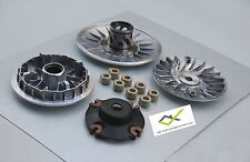 KYMCO DOWNTOWN300/350 XCT300 CVT HIGH PERFORM.RACING VENTED VARIATOR KIT UPGRADE