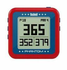 Bushnell Phantom Red Golf GPS with Bite Magnetic Mount