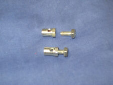 Par MG MGB GT Calentador & Cable del acelerador sin soldadura pezón Cable Muñón BR31
