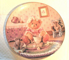 The Hamilton Collection Presents:Little Miss Muffet-Cherished Teddies Collection