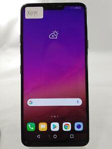 LG G7 ThinQ LM-G710VM 64GB Verizon GSM Unlocked Smartphone Cellphone Black X094