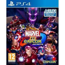 Marvel vs Capcom Infinite- PS4 IMPORT neuf sous blister