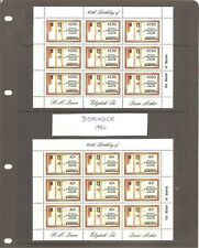 SHEET  OF DOMINICA    MINT  STAMPS   SEE SCAN       ( 8 )
