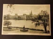 Schöne alte Ansichtskarte aus Schwerin