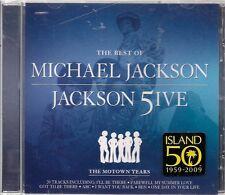 Michael Jackson The Best Of Michael Jackson & Jackson 5ive UK CD