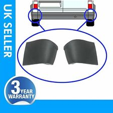 FOR Ford Transit Connect rear bumper corner end caps with clips PAIR L&R side