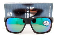 Costa del mar media Luna hombre gafas de Sol Hfm 155 Negro/espejo azul 580g