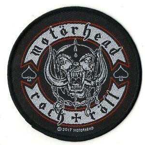 Motorhead Patch Biker Badge