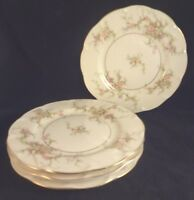 Rosalinde Theodore Haviland Bread & Butter Plates (Set of 4) New York 6 3/8""